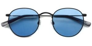 RAEN / BENSON / Black Ash (Blue) / ¥18,000 + tax