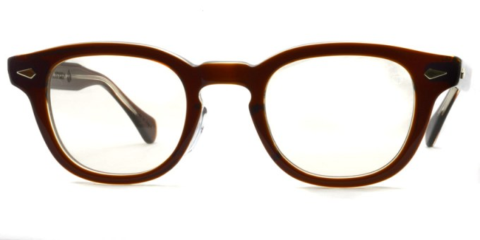 TART OPTICAL ARNEL / JD-04 / 004 BROWN CLEAR