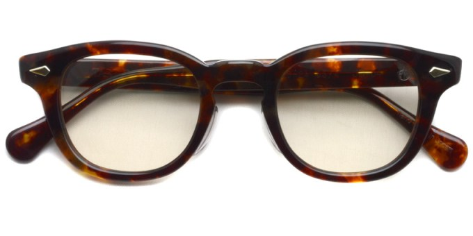 TART OPTICAL ARNEL / JD-04 / 002 WALNUT / ¥36,000 + tax