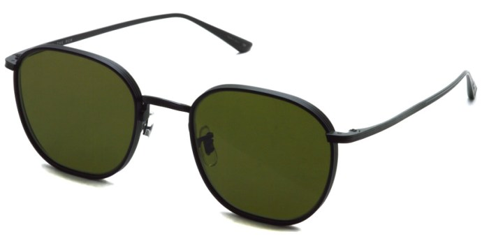 OLIVER PEOPLES THE ROW / BOARD MEETING / MBK-G G15 / ¥43,000 + tax