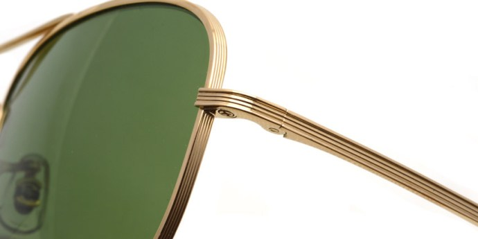 OLIVER PEOPLES THE ROW / EXECUTIVE SUITE / G  / ¥43,000 + tax