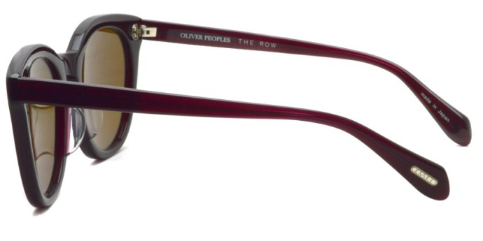 OLIVER PEOPLES THE ROW / SKYSCRAPER / BUR-BR / ¥42,000 + tax