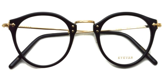 EYEVAN / E-0505 / BKG / ¥33,000+tax