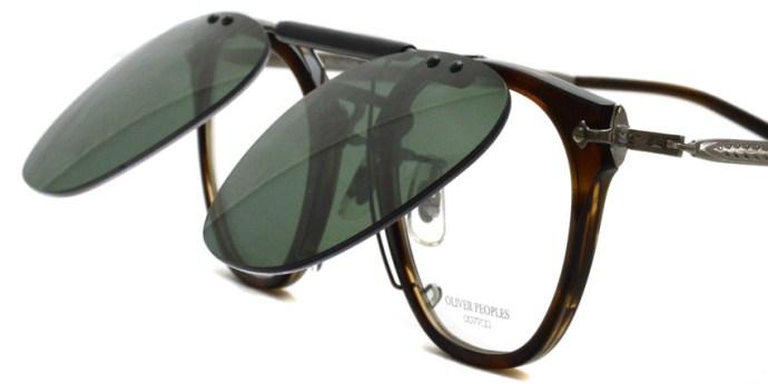 OLIVER PEOPLES / 507C Clip / P-G15 (Polar) / ¥15,000 + tax