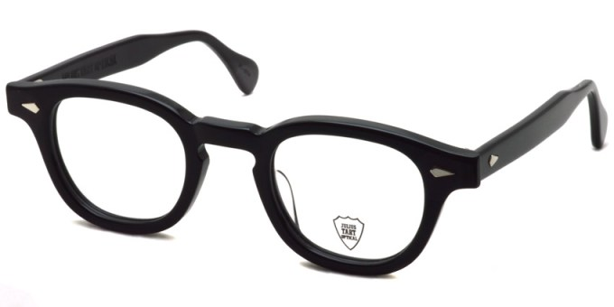 JULIUS TART OPTICAL / AR / Black / Bridge : 24mm / ¥37,000+tax