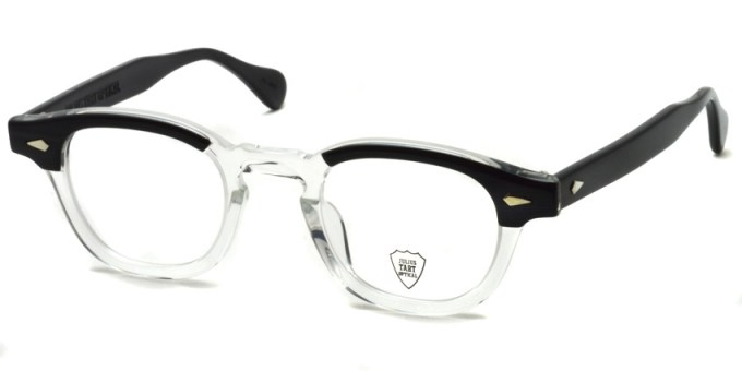 JULIUS TART OPTICAL / AR / BLACK WOOD / Bridge : 24mm / ¥39,000+tax
