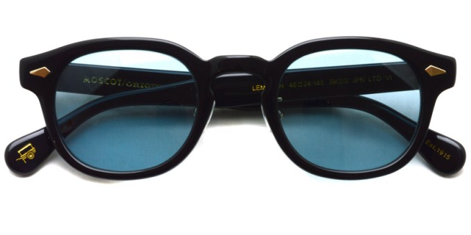 MOSCOT / LEMTOSH / BKSG Japan Limited Ⅵ - BLUE / ¥35,000 + tax