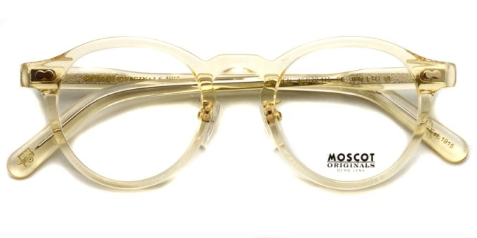 MOSCOT / MILTZEN / FLESH Japan Limited Ⅵ / ¥32,000 + tax