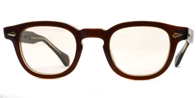 TART OPTICAL ARNEL / JD-04 42size / 004 BROWN CLEAR