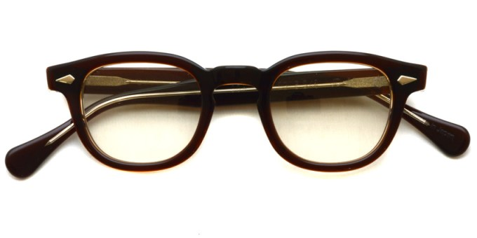 TART OPTICAL ARNEL / JD-04 (42size) / 004 BROWN CLEAR / ¥36,000 + tax