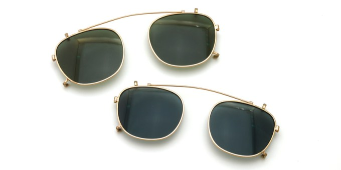 TART OPTICAL ARNEL / JD-04 Clip / GOLD