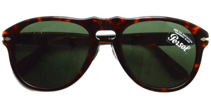 "Persol / 649 ""Asian Fit"" /  24/31 / ¥30,000 + tax"