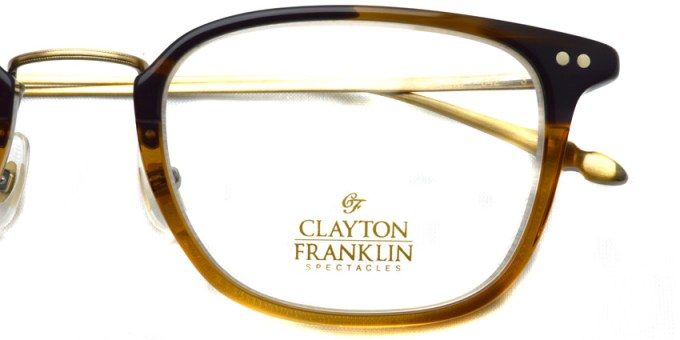 CLAYTON FRANKLIN /  642  / HB  /  ¥30,000 + tax