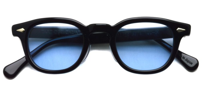 TART OPTICAL ARNEL / JD-04 Sun / 001 BLACK - Light Blue / ¥38,000 + tax