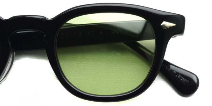 TART OPTICAL ARNEL / JD-04 Sun / 001 BLACK - Light Green / ¥38,000 + tax