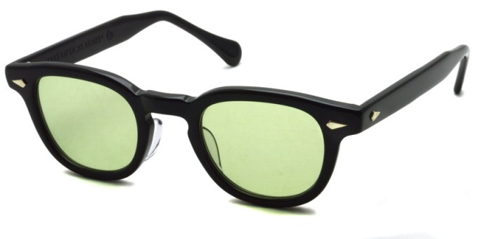 TART OPTICAL ARNEL / JD-04 Sun / 001 BLACK-LightGreen