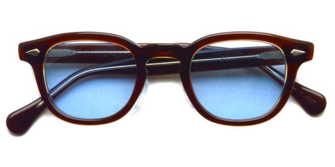 TART OPTICAL ARNEL / JD-04 Sun / 004 BROWN CLEAR - Light Blue / ¥38,000 + tax