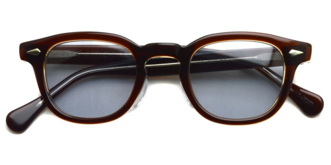 TART OPTICAL ARNEL / JD-04 Sun / 004 BROWN CLEAR - Light Grey / ¥38,000 + tax