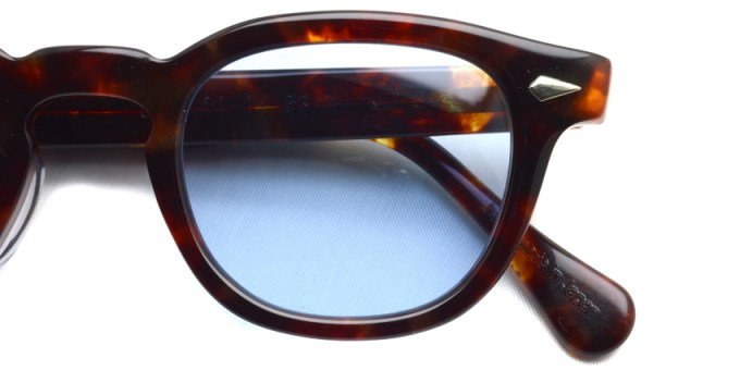 TART OPTICAL ARNEL / JD-04 Sun / 002 WALNUT - Light Blue / ¥38,000 + tax