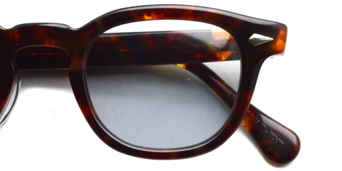 TART OPTICAL ARNEL / JD-04 Sun / 002 WALNUT - Light Grey / ¥38,000 + tax