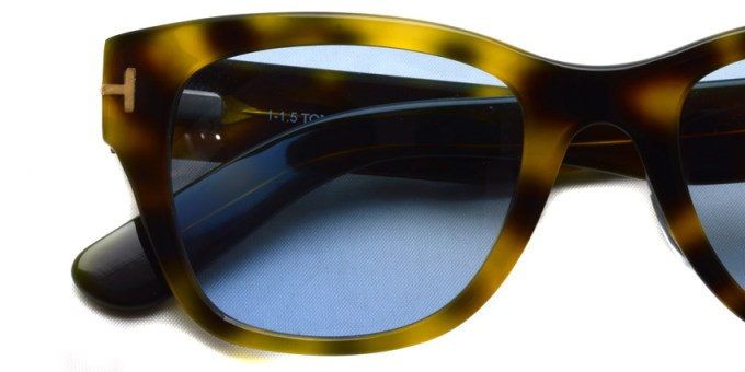 "TOMFORD / TF5379 ""Asian Fit"" / 052 - Light Blue Lenses  /  ¥47,000 + tax"