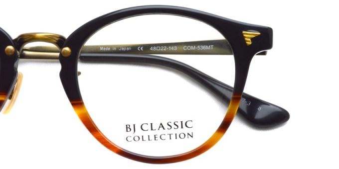 BJ CLASSIC / COM - 536MT / color* 57 - 3 / ¥32,000 +tax