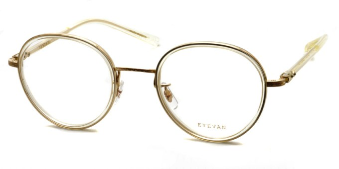 EYEVAN / E-0501 / BECRG / ¥34,000+tax
