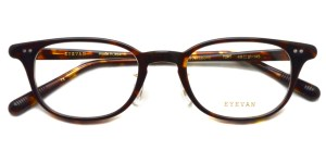 EYEVAN / BLACKBURN / TORT / ¥30,000+tax