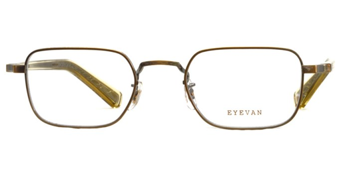 EYEVAN / XOC / Antique Gold