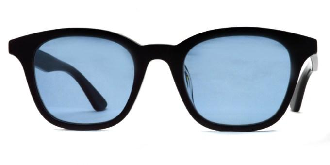A.D.S.R. / ZAPPA01(c) / Shiny Black - Llght Blue Lenses