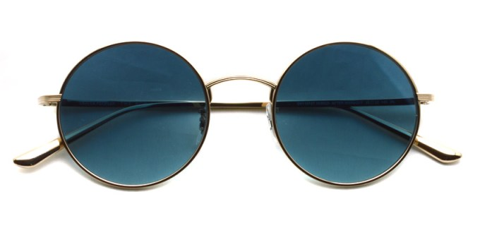 OLIVER PEOPLES THE ROW / AFTER MIDNIGHT - OV1197ST - / 5035Q8 GOLD - Marine Gradient / ¥39,000 + tax