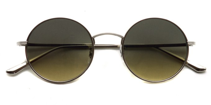 OLIVER PEOPLES THE ROW / AFTER MIDNIGHT - OV1197ST - / 503632 SILVER - Shale Gradient / ¥40,000 + tax
