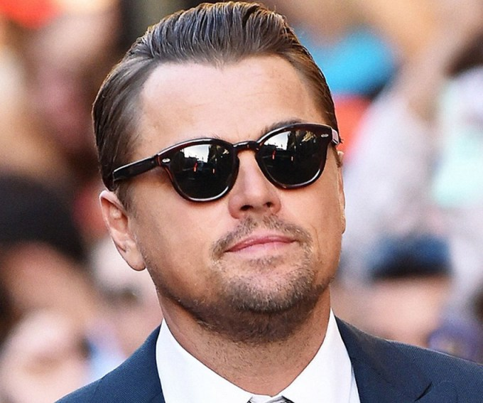 OLIVER PEOPLES / CARY GRANT Sun / wearing Leonardo Dicaprio