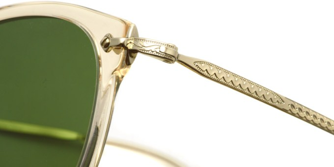 OLIVER PEOPLES / OP-506 Sun - OV5350S - / 109452 BUFF - Green / ¥37,000 + tax