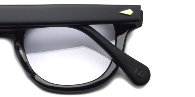 TART OPTICAL ARNEL / JD-04  / 009 MATTE BLACK / ¥37,000 + tax