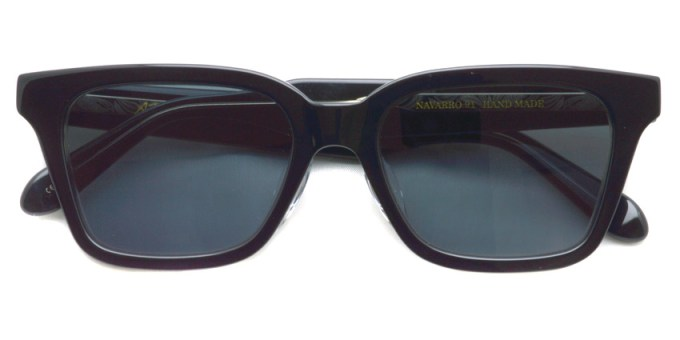 A.D.S.R. / NAVARRO01 / Shiny Black & Clear Black - Black Lenses / ¥18,000 + tax