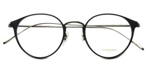 OLIVER PEOPLES / OTTESON - OV1260TD - / 5281 MATTE BLACK - PEWTER / ¥45,000 +tax