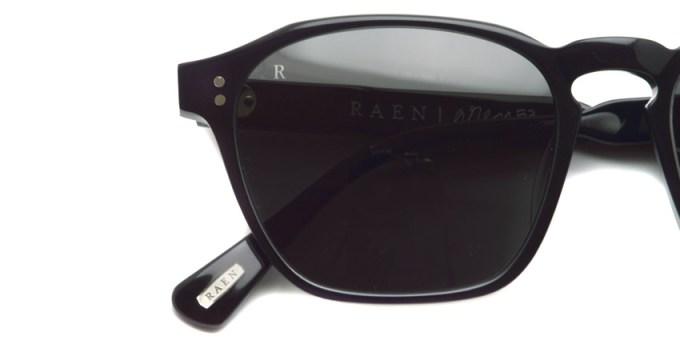 RAEN optics / AREN / Crystal Black / ¥17,000+tax
