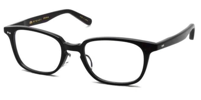 STEADY / STD-04a / C/1 Black / ¥25,000+tax