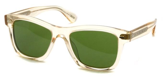 OLIVER PEOPLES / OLIVER SUN OV5393SU / 109452 BUFF - Green / ¥37,000 +tax