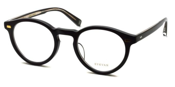 EYEVAN / PUERTO / Piano Black / ¥27,000 +tax