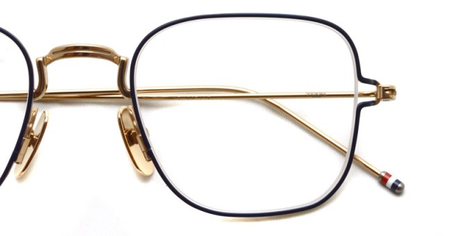 Thom Browne / TB-116 / WhiteGold - Navy / ¥51,000+tax
