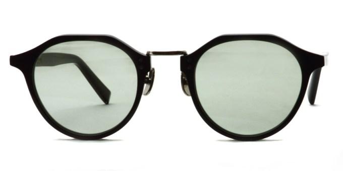 A.D.S.R. / SATCHMO01 (d) / Black- Silver- Light Green / ¥19,000 + tax