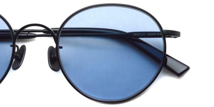 A.D.S.R. / BONA01(d) / MATTE BLACK - Lt.Blue / ¥19,000 +tax