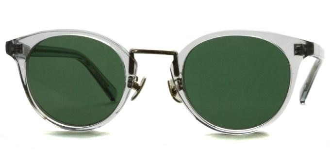 A.D.S.R. / EDDIE06 / Clear Gray / Silver - Dark Green / ¥18,000 +tax