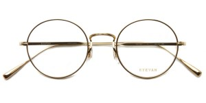 EYEVAN / MERCED / Gold / ¥32,000+tax