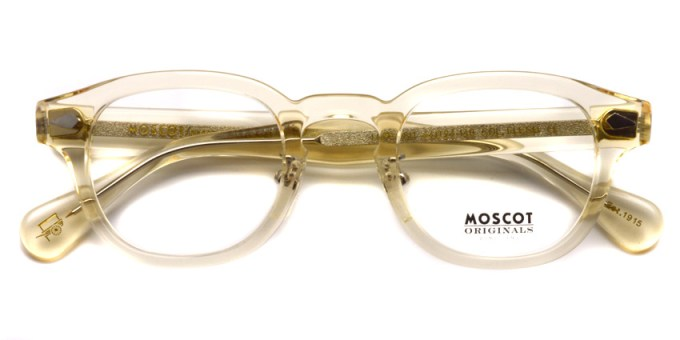 MOSCOT / LEMTOSH w/ METAL NOSE PADS / FLESH / ¥31,000+tax