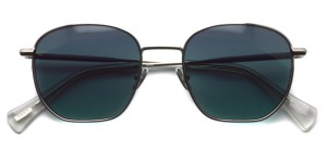 RAEN optics / ALAMEDA / Ridgeline + Fog Double Teal Gradient / ¥20,000+tax