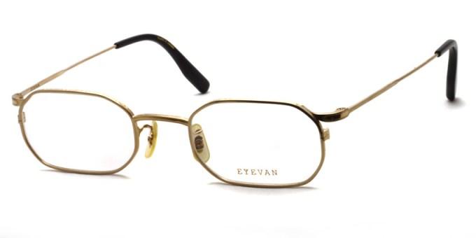 EYEVAN / SWINGER / Gold / ¥33,000+tax