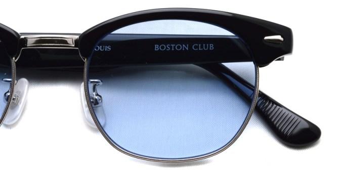 BOSTON CLUB / LOUIS / S01 Black/Silver - Blue / ¥25,000+ tax